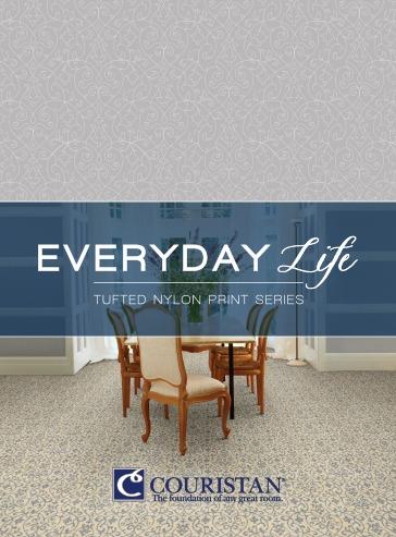 Everday Life - Tufted Nylon Print Series