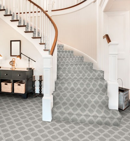 CARPET CHOICES FOR STAIRS